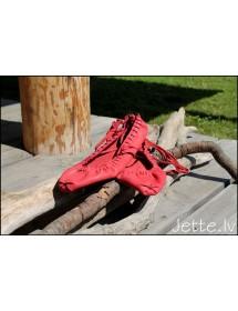 Jette.lv Tumši Rozā Pastalas